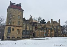 Visiting Fonthill Castle in Doylestown, Pennsylvania, is like transporting yourself to a European castle. Find out more about my visit by clicking this link.