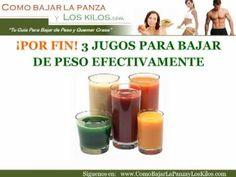 *** POR FIN! 3 JUGOS PARA BAJAR DE PESO EFECTIVAMENTE. *** - http://dietasparabajardepesos.com/blog/por-fin-3-jugos-para-bajar-de-peso-efectivamente/