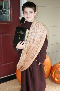 St John The Baptist Costume Catholic Inspired Kids