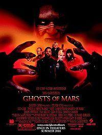 CULT MOVIE REVIEW: John Carpenter's Ghosts of Mars (2001) | John ...