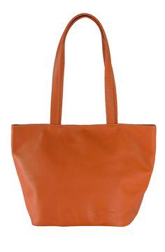 sac soleil cuir orange - fabrication française #cuir #madeinfrance #tournon #tournonsurrhône #maroquinerie #leather #Leatherwork #faugierfrance #florencefaugier #sac #sacàmains