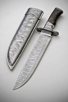 Michael Andersson Custom Knives
