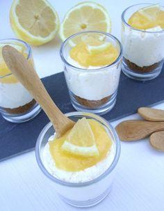 Citroenmousse met lemoncurd - De Zoetekauw