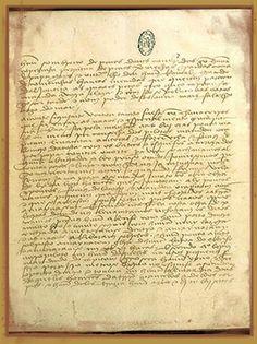 Carta de Pero Vaz de Caminha. Como primeiro documento oficial do Brasil, data a escrita da Carta de Pero Vaz de Caminha. Dessa forma, em apenas um clique, confira mais detalhes acerca desse importante assunto!