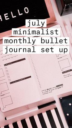 Beginner Bullet Journal, Bullet Journal Paper, Creating A Bullet Journal, Self Care Bullet Journal, Bullet Journal Notebook, Bullet Journal Aesthetic, Planner Journal, Bullet Journal Spread, Bullet Journal Inspiration