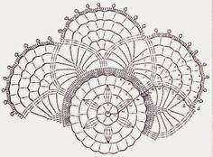Inspiracje Croche z dowolnej Lucy: Kwadratowy
