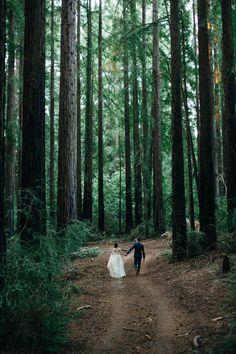 wedding photography forest best photos - wedding photography  - cuteweddingideas.com