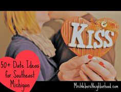 Looking for date ideas in southeast Michigan? Check out this list of more than 50 spots perfect for celebrating love and having fun.