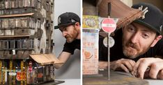 Urban Miniature Cities So Detailed You'll Need A Magnifying Glass | Bored Panda