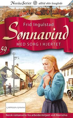 Sønnavind 59 Denne var fin, men trist. / Another book in this series. Good, but sad.