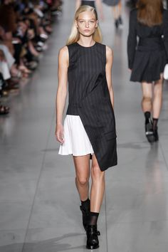 Sognando la Bellezza - DKNY at New York Fashion Week Spring 2016