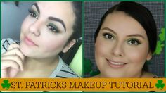 St. Patricks Makeup Tutorial Collaboration with Christina | sheilabere ♡