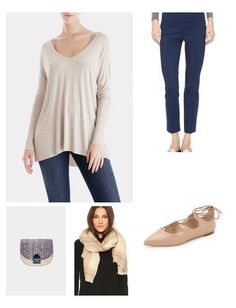 The For Keeps V Neck T-Shirt from Joah Brown is an essential item for any wardrobe. This soft, ribbed tee features a wide V-neckline and a slightly oversized fit for effortless draping. We love this piece for travel or weekend wear.
