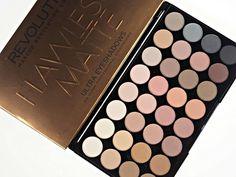 MakeUp REVOLUTION Ultra 32 Shade Eyeshadow Palette FLAWLESS MATTE +BRANDNEU+ OVP