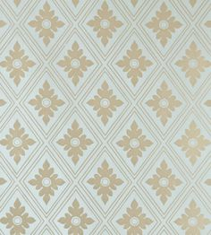 by Farrow & Ball 'Ranelagh' by Farrow & Ball is an adaptation of a neoclassical wallpaper design, Ranelagh features an architectural diamond trellis border with a delicate foliate motif, combining strong sophistication with effortless elegance. click here if you wish to order samples pattern repeat : 7 in width 20.5 inches length 33 feet coverage 56 sq feet
