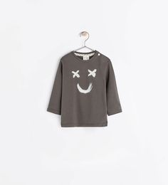 Image 1 of SMILE T-SHIRT from Zara