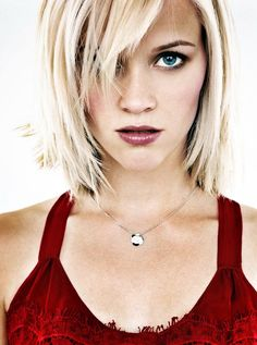 "REESE WITHERSPOON'S Dramatic exposure/colour. ""LOVE the edgy cut on her"""