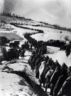 P.O.W.S. THE ONCE PROUD SIX ARMY 90% Would NEVER RETURN FROM THE GULAGS OF SIBERIA