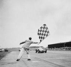 F1 1950 - British GP - Alfa Romeo 158 - Giuseppe Farina