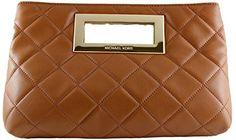 #michaelkors Michael Kors Berkley Luggage Brown Quilt Leather Clutch Purse Michael Kors http://www.amazon.com/dp/B00N9I7CZ6/ref=cm_sw_r_pi_dp_5iNbub0FFSV9N