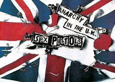 Sex pistols-Anarchy in the UK