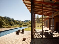 Camp Baird / Malcolm Davis Architecture, © Joe Fletcher