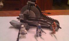 Rueda de ataque Star wars