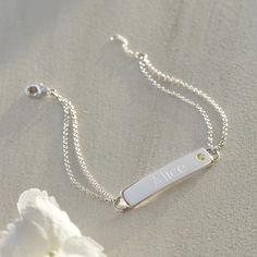 possible medical alert bracelet