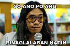 Memes Pinoy, Memes Tagalog, Pinoy Quotes, Filipino Memes, Filipino Funny, Tagalog Quotes Hugot Funny, Hugot Quotes, Funny Hugot, Bitterness Quotes