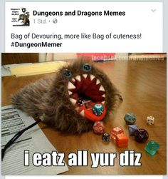 66 Ideas diy dice games dungeons and dragons for 2019 Geek Crafts, Diy And Crafts, Arts And Crafts, Sewing Crafts, Sewing Projects, Craft Projects, Tilda Toy, Dice Bag, Magic The Gathering