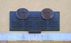Pamětní deska Ivan a Benignus Štefanovi | Spolek pro vojenská pietní místa
