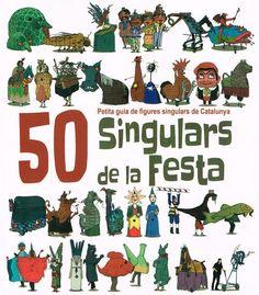 50 Singulars.Petita guia de les figures singulars de Catalunya  NOVETAT FEBRER 2016