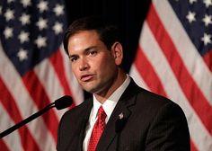 Anti-Gay Sen. Marco Rubio Announces for President