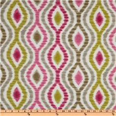 $21.98 Waverly Optical Delights Twill Jazzberry