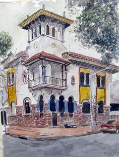 Montevideo, una casa en el barrio  de Pocitos
