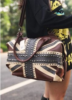 Union Jack Bag THE MOST AMAZING BAG I HAVE EVER SEEN!