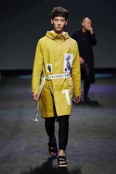 D.Gnak Spring/Summer 2016 - Seoul Fashion Week - Male Fashion Trends