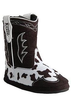 Cowboy Kickers Pistol Slippers for Women   ⋆Wish list ...