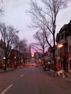 St-Denis Street, Montreal, Quebec