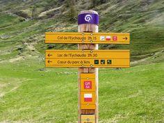 Impossible de se tromper pour trouver les randonnées renommées dans le Parc des Ecrins !