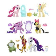 My Little Pony the Movie new Friendship Packs on Entertainment Earth