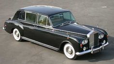 1972 Rolls Royce Phantom VI Maintenance/restoration of old/vintage vehicles: the material for new cogs/casters/gears/pads could be cast polyamide which I (Cast polyamide) can produce. My contact: tatjana.alic@windowslive.com