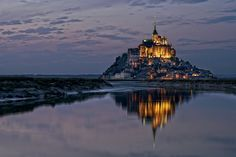 Mont Saint-Michel-France