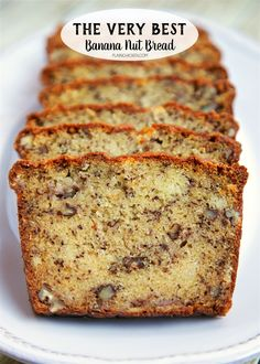 Southern Banana Nut Bread Southerngalscook Com This Bread
