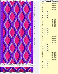 Simple, 24 tarjetas 4 colores, secuencias 4F-4B, sed_238 diseñado con GTT༺❁