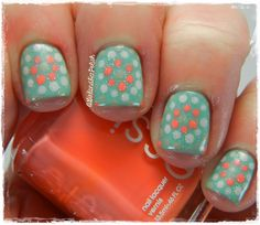 A Girl and Her Polish: The Digit-al Dozen Does: Dotting Week - Circles