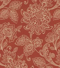 Home Decor 8''x 8''Swatch- Belinda Clementine: Home Decor Memo Swatches: fabric: Shop | Joann.com