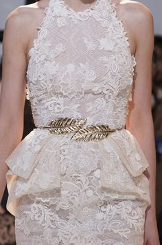 Zuhair Murad at Couture Spring 2014