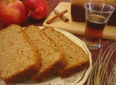 Pain aux pommes et à l'érable Apple Recipes, Bread Recipes, Canadian Dishes, Cooking Oatmeal, Breakfast Cookies, French Food, Other Recipes, I Foods, Banana Bread