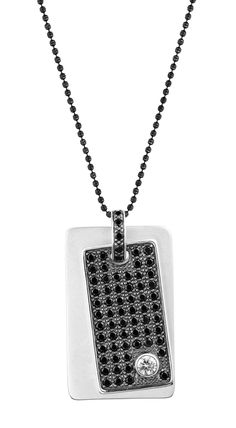 Congate Hombre #necklace #fashion #men #women #arte Fashion Men, Dog Tag Necklace, Silver, Accessories, Jewelry, Women, Jewlery, Jewerly, Schmuck